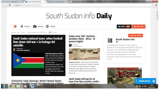 SoutSudanDaily