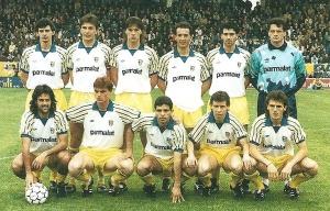 Parma 1989-90 Osio è il primo in basso a sinistra