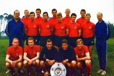 Norimberga campione 1968