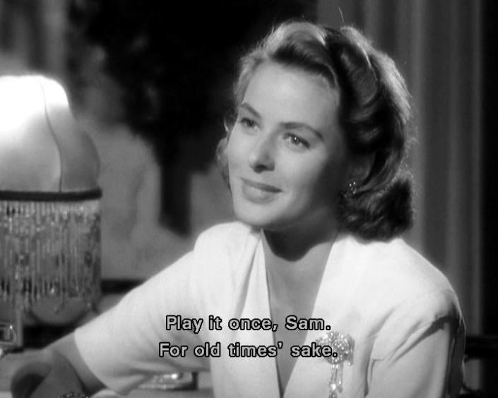 Casablanca: suonala ancora, Sam!   la bottega del calciofilo