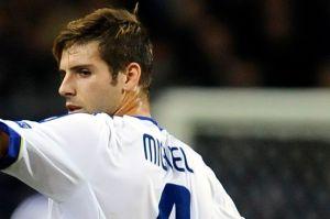Dynamo Kiev's Miguel Veloso